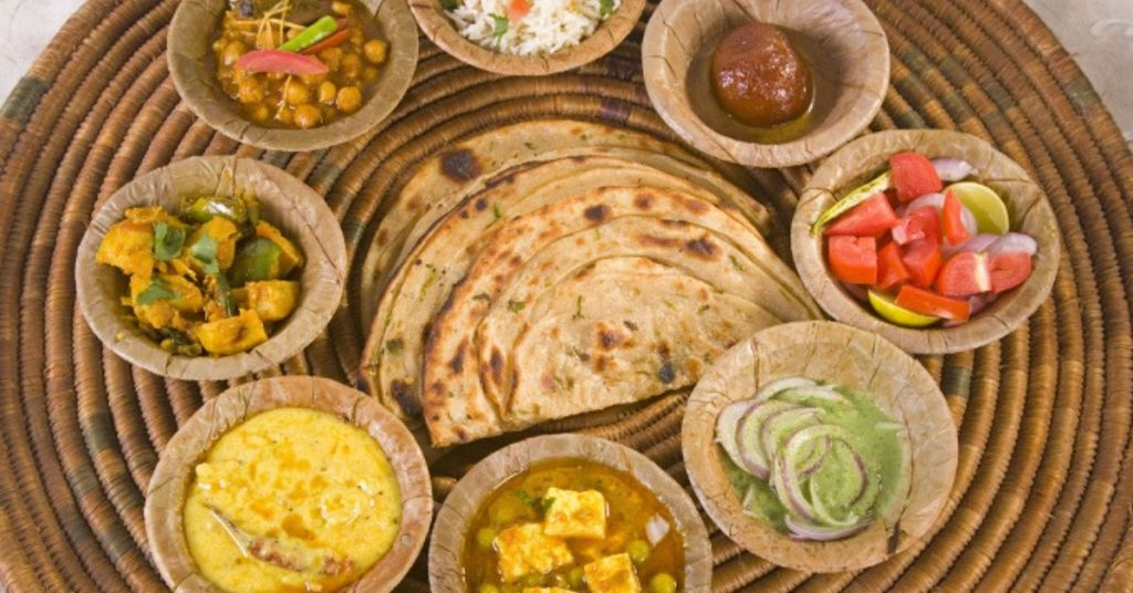 The different types of Indian foods